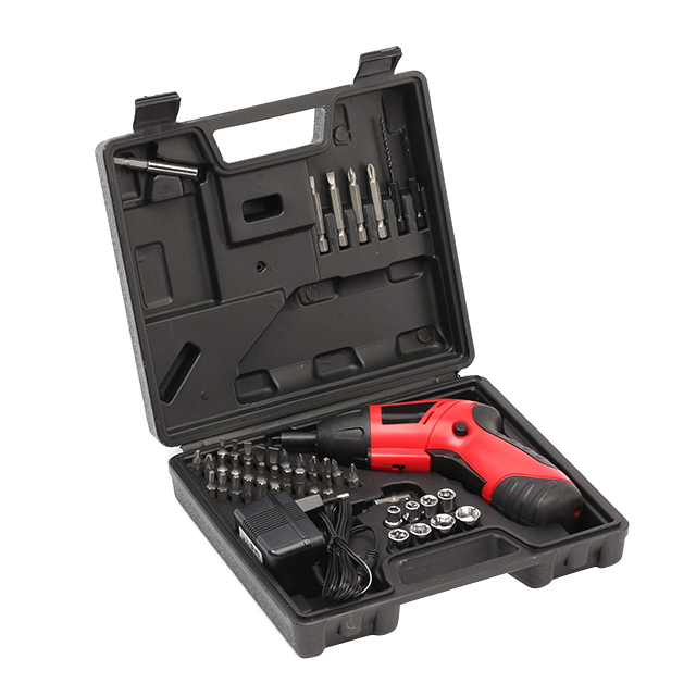 Portable Cordless Screwdriver Sets