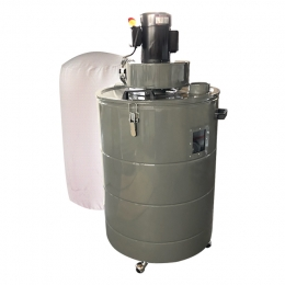 1HP 2-Stage Portable Dust Collector