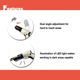 6-in-1 Quick Switch Cordless Screwdriver