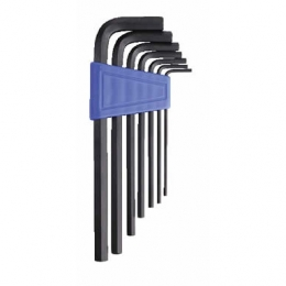 7pcs Short Arm Hex or Ball Wrench