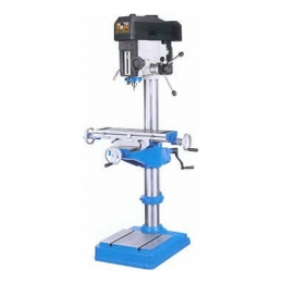 Step-Pulley Drill Mill