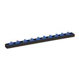 360 Degree Rotatable Single Rail Socket Organizer
