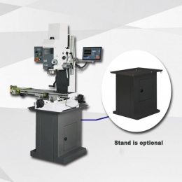 Variable Speed Drill Mill with DRO