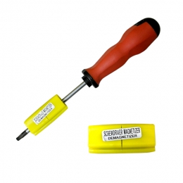 Screwdriver Magnetizer-Demagnetizer