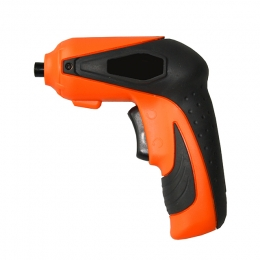 Quick-Changing Cordless Lithium-Ion Screwdriver