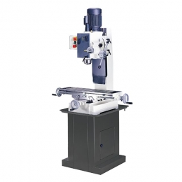 Gear Head Bench Type Mill Drill Machine