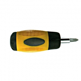 4-In-1 Stubby Ratchet Screwdriver