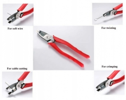 Steel Wire/Cable Pliers