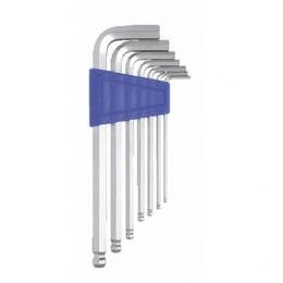 7pcs Long & Ertra Long Arm Hex or Ball Wrench