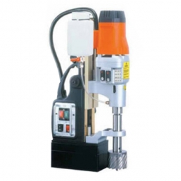 4-Speed Swivel Base Magnetic Drilling Machine