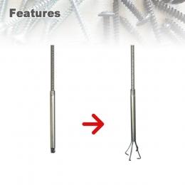 4-Prong Pick Up Tool