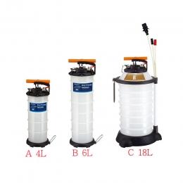 Manual /Pneumatic Fluid Extractor