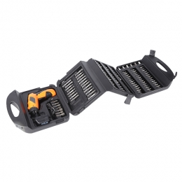 Dual-Position Electric Screwdriver Kit