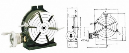 Horizontal/Vertical Rotary Table