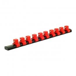 Single Rail of Socket Holder