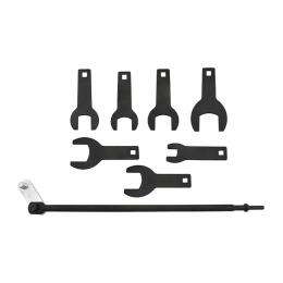 Pneumatic Fan Clutch Wrench Set